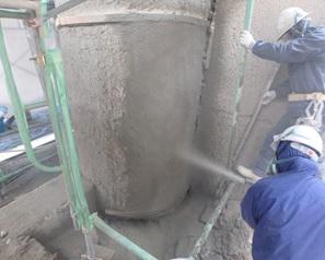 12015.05 鳥取県 乾式 第一建設工業 新幡郷発電所土砂吐ゲート修繕工事5